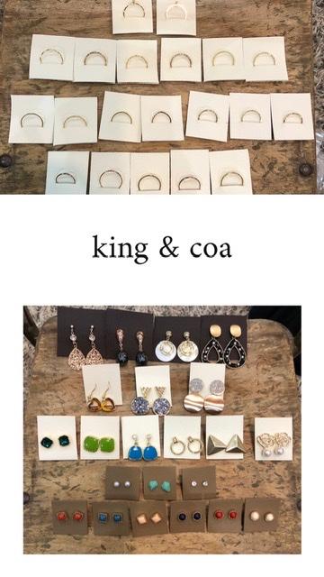 king & coa